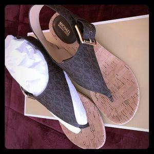 Michael Kors London Thong Sandals